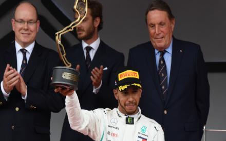 Lewis Hamilton wins Monaco Grand Prix, pays tribute to former champion Niki Lauda