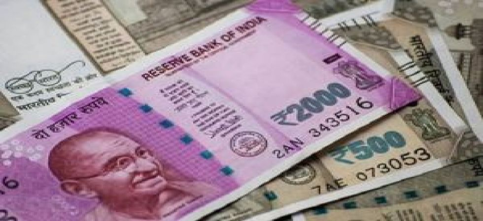At the interbank foreign exchange market, the domestic unit opened at 69.40 against the dollar, then gained momentum and touched 69.34, up 19 paise over its previous close