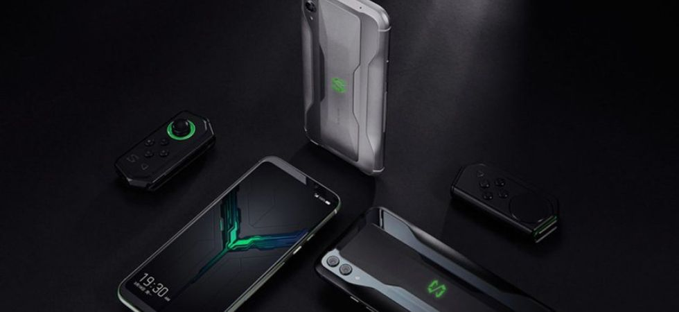Xiaomi Black Shark 2 gaming smartphone (Photo Credit: Twitter/ @mkwebdeveloper)
