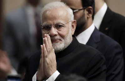 Chemistry beat arithmetic in this election, says PM Modi in address to party workers in Varanasi