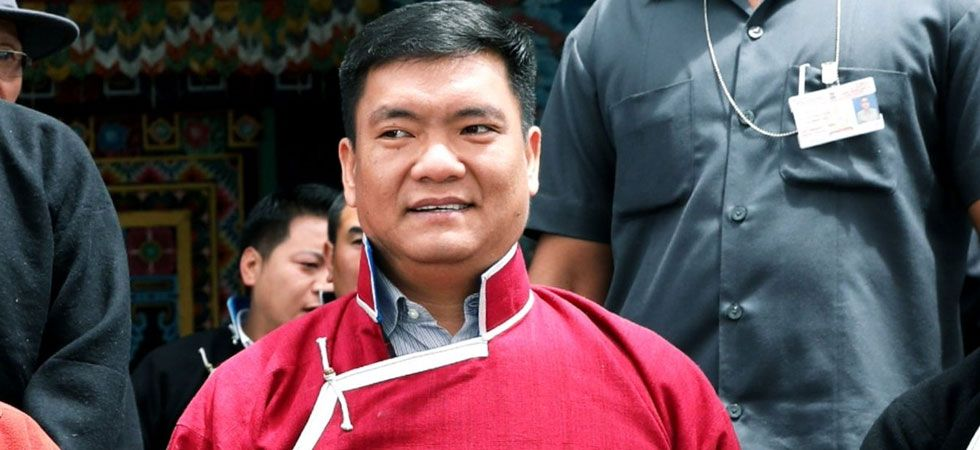 Pema Khandu has won from the Mukto assembly constituency for the third consecutive time. (File Photo: Twitter)