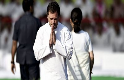 'Adamant' Rahul Gandhi wants to step down as Congress chief, party rejects reports as 'gossip'