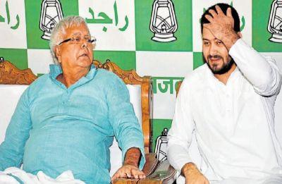 RJD MLA demands Tejashwi Yadav's resignation from Opposition leader post