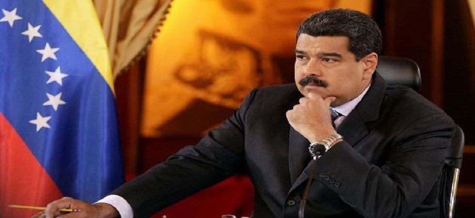 Maduro, who has presided over the country's economic collapse, has been shunned by much of the international community, but retains the backing of Russia, China and Cuba, as well as the country's powerful military.  (File photo)