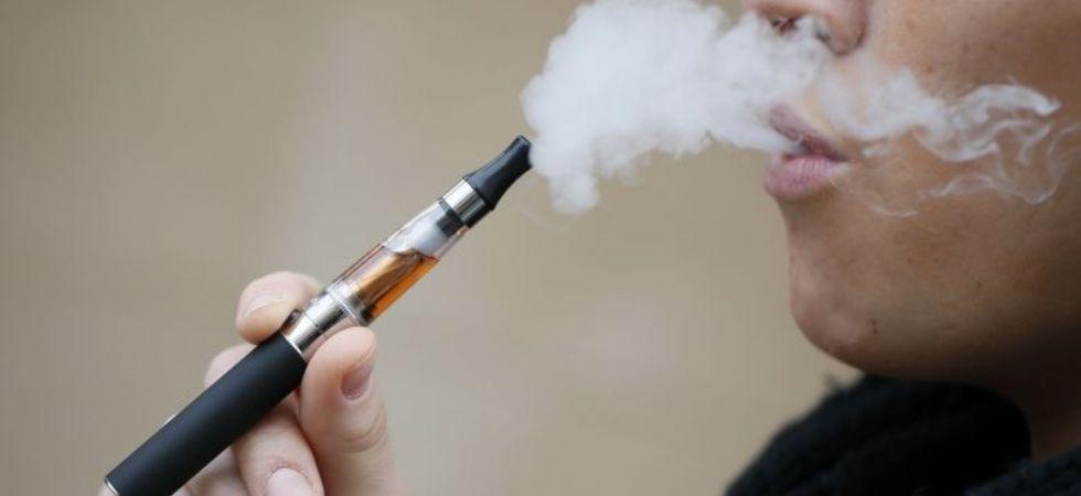 E-cigarette use may increase heart disease risk.