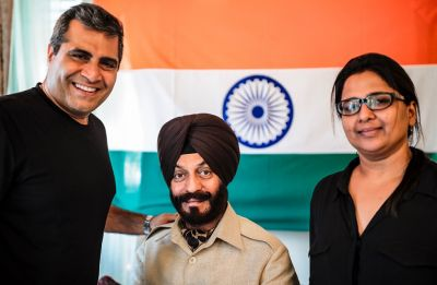 Shailendra Singh and Priya Gupta acquire the rights to make film on 'India's Most Bombed Man'- MS Bitta