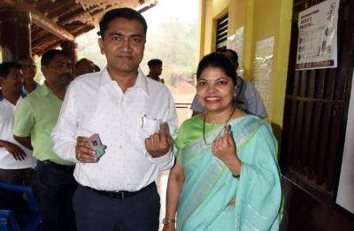 Goa House strength back to 40 as four MLAs take oath