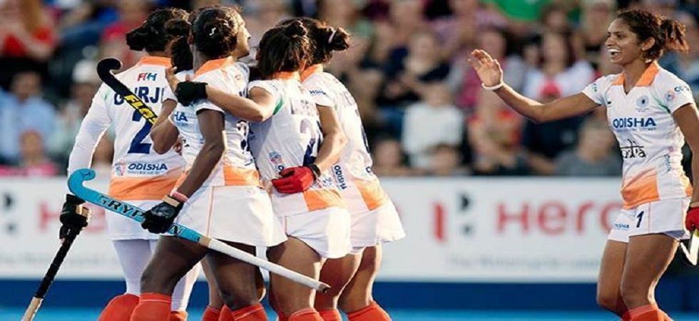 Sharmila Devi was the lone scorer in the game for India (Image Credit: Twitter)