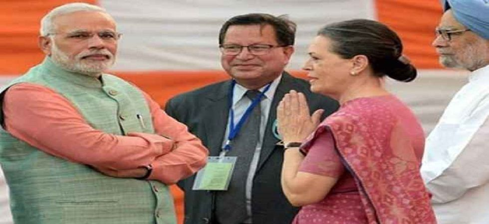 Sonia Gandhi to attend PM Modi's swearing-in ceremony tomorrow