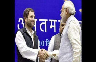 Congress president Rahul Gandhi to attend PM Narendra Modi's swearing-in ceremony