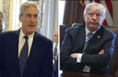 Robert Mueller breaks silence to insist he did not exonerate Donald Trump, resigns