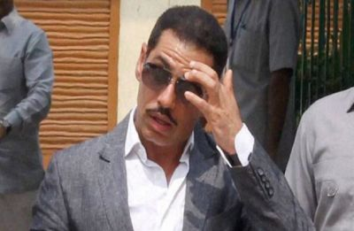 Vadra seeks ED's nod to travel abroad, says have 'tumour in intestine', need to go for treatment
