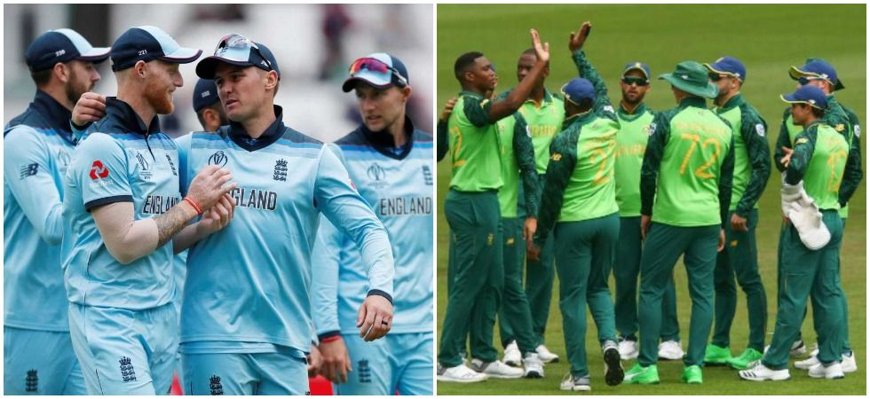 England and South Africa will look to start World cup on high (Image Credit: Twitter)