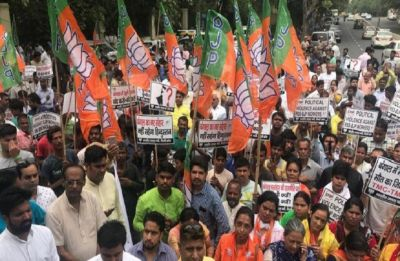 BJP supporter killed allegedly by Trinamool Congress workers in West Bengal's Burdwan