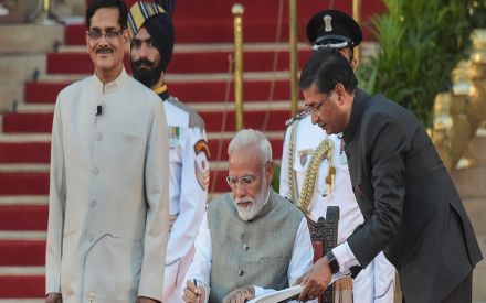 PM Narendra Modi takes oath for second term, inducts 19 new faces in his cabinet