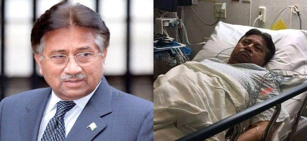 Former Pakistan president Pervez Musharraf's health deteriorates, rushed to hospital