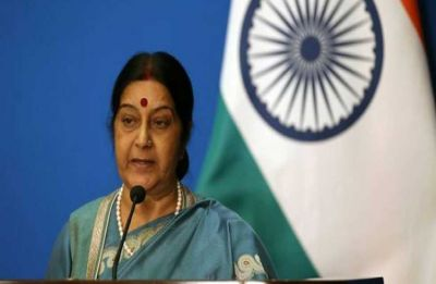 Sushma Swaraj likely to take oath as minister, gets PMO's phone call: Sources