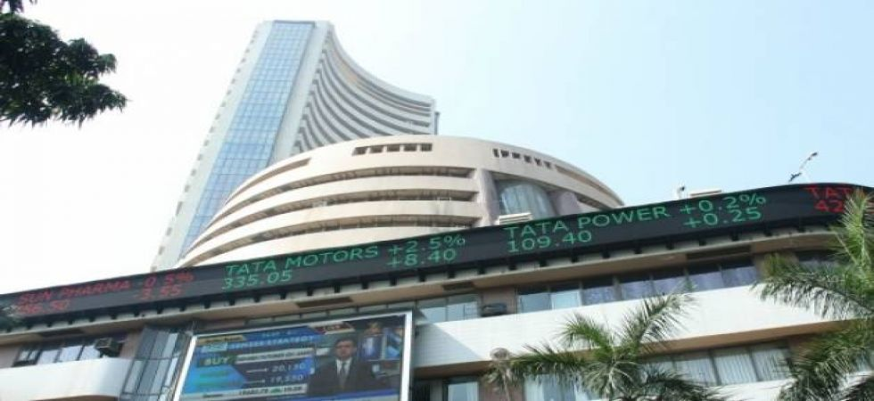 In morning trade, the Sensex was up 149.96 points or 0.38% at 39981.93, and the Nifty up 60.40 points or 0.51% at 12006.30.  (File Photo)