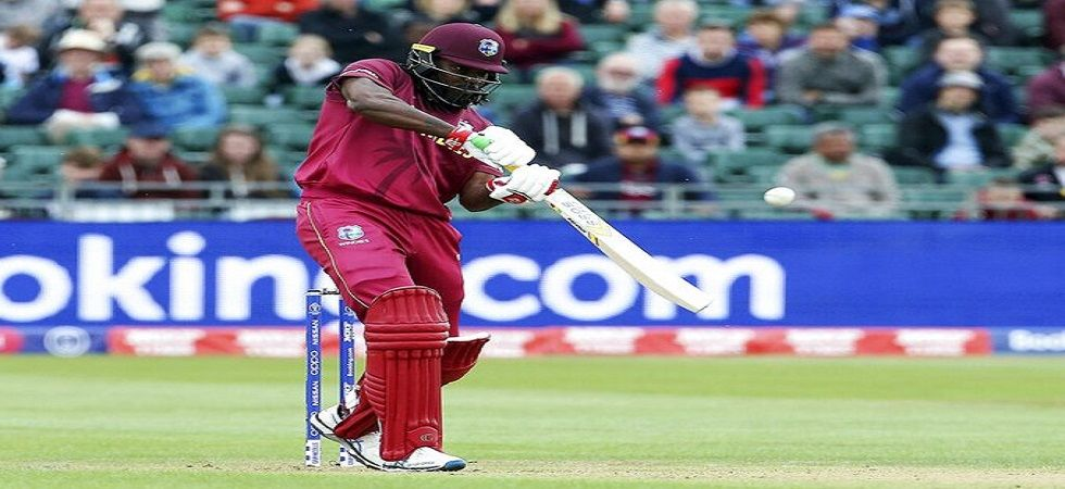 Chris Gayle blasted his 52nd fifty as West Indies routed Pakistan by seven wickets in the ICC Cricket World Cup 2019 encounter  in Trent Bridge. (Image credit: Twitter)