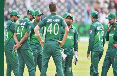 STATS: Pakistan register their second-lowest total in World Cup against West Indies