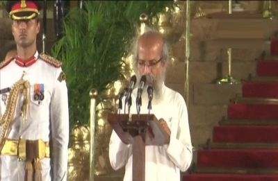 Here is why Minister no. 56, Pratap Singh Sarangi received loudest cheer during swearing-in ceremony