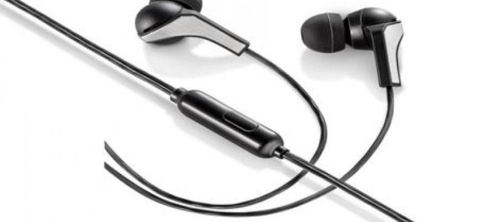 Syska HE1100 Beat Pro earphones (Photo Credit: Twitter)