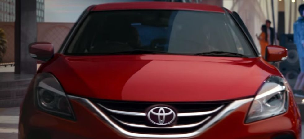Toyota Glanza (File Photo)