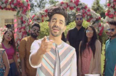 WATCH: Aparshakti Khurana debuts as singer-composer-lyricist in 'Kudiye Ni'