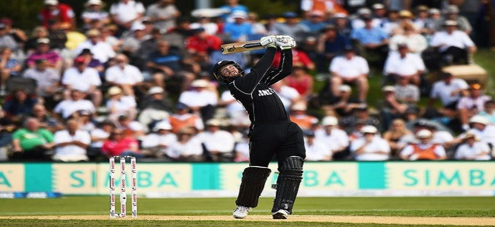 Martin Guptill and Colin Munro blasted fifties as New Zealand trounced Sri Lanka by 10 wickets in the ICC Cricket World Cup 2019 clash in Cardiff. Get highlights of the ICC Cricket World Cup match between New Zealand and Sri Lanka. (Image credit: Twitter)
