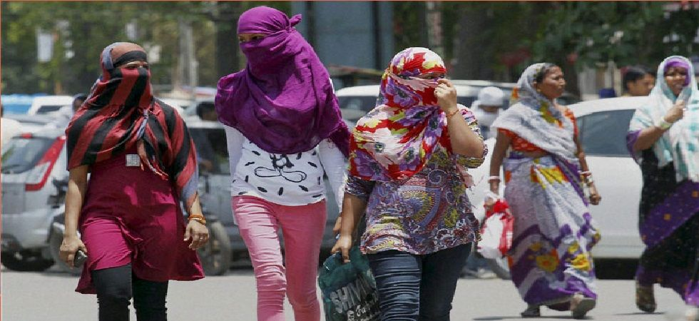 The heat wave conditions will persist in the national capital for another week.