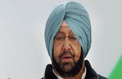 Punjab CM Amarinder Singh calls for a national policy to tackle drug menace