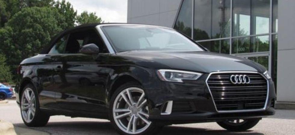 Audi A3 (Photo Credit: Twitter)