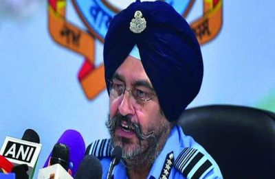 IAF Chief BS Dhanoa all set to embark on four-day visit to Sweden from June 3