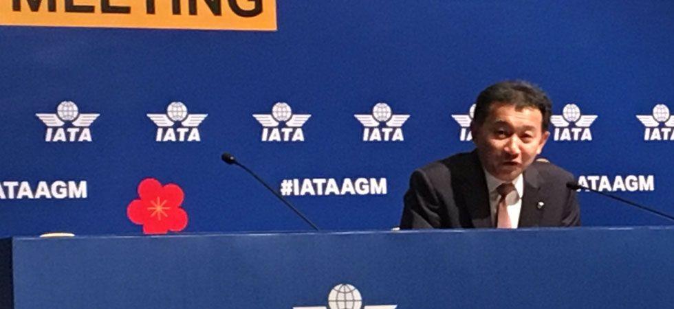 Star Alliance CEO Jeffrey Goh (Photo: Twitter/@WandrMe)
