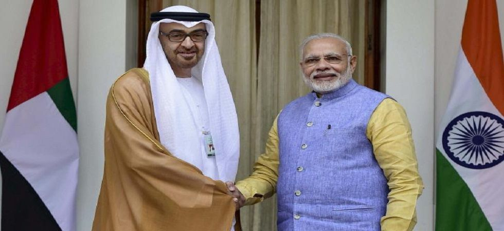 Prince Mohammed bin Zayed