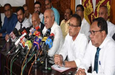 9 ministers, 2 governors from Muslim community in Lanka resign over allegations