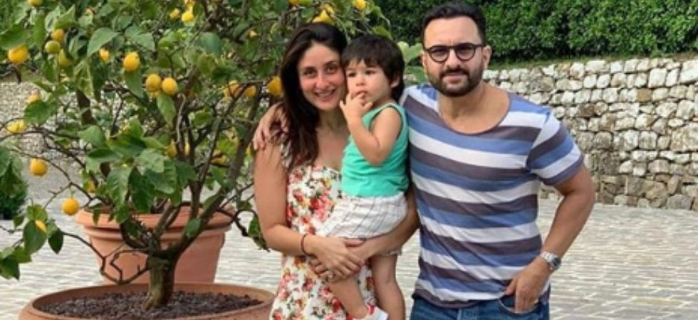 Kareena Kapoor, Saif Ali Khan soak up sun in Tuscan with son Taimur./ Image: Instagram