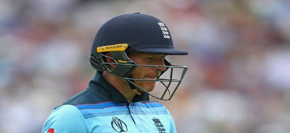 Eoin Morgan has said poor fielding was the major factor in England's loss to Pakistan in the ICC Cricket World Cup 2019 encounter in Trent Bridge. (Image credit: Twitter)