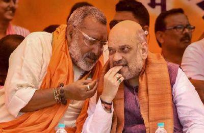 'Avoid making statements': Amit Shah pulls up Giriraj Singh for tweet on Nitish Kumar attending 'Iftar'