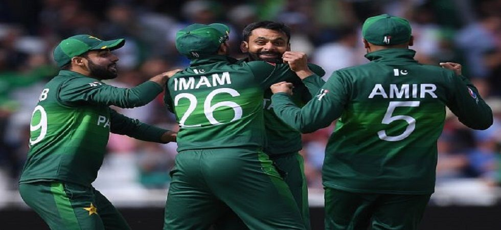 Mohammad Hafeez's all-round performance helped Pakistan win by 14 runs against England in the ICC Cricket World Cup 2019. (Image credit: Twitter)