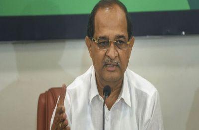 Maharashtra Congress leader Radhakrishna Vikhe Patil resigns as MLA, likely to join BJP