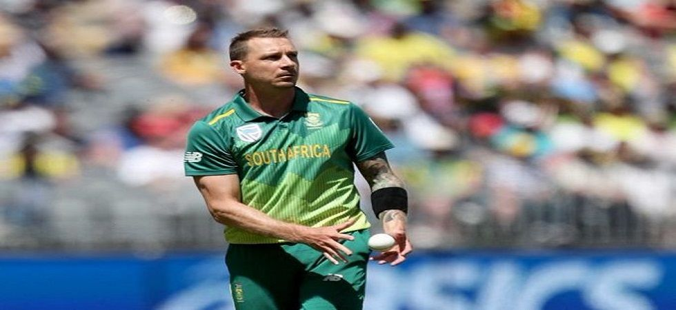Dale Steyn has been ruled out of the ICC Cricket World Cup 2019 due to a shoulder injury and Beuran Hendricks has been approved as a replacement. (Image credit: Twitter)