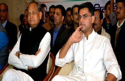 Own up Vaibhav Gehlot's defeat in Lok Sabha polls, father Ashok Gehlot tells Sachin Pilot
