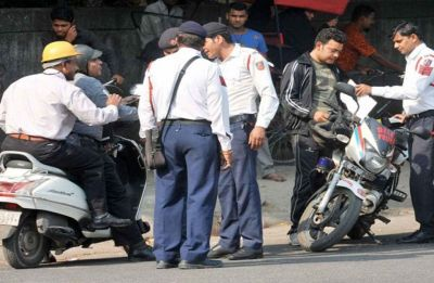 Delhi traffic police constable alleges harassment by seniors, video goes viral