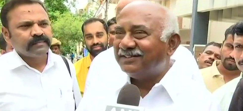 Vishwanath said he takes 'moral' responsibility for the party's dismal show. (File Photo: ANI)