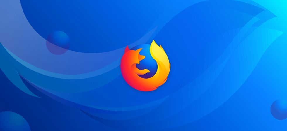 Mozilla Firefox (Photo Credit: Mozilla)
