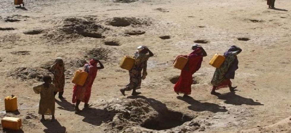 Somalia drought (Photo Credit: Twitter)