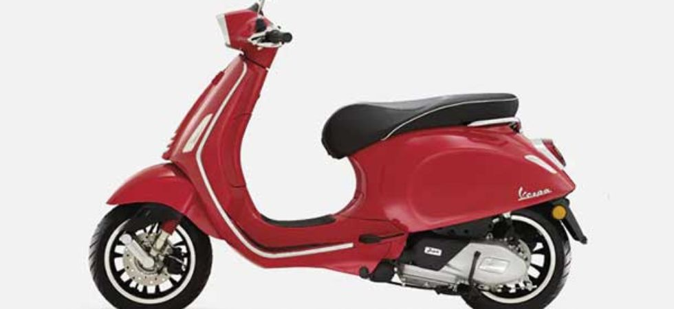 Vespa scooter (Photo Credit: Piaggio India)