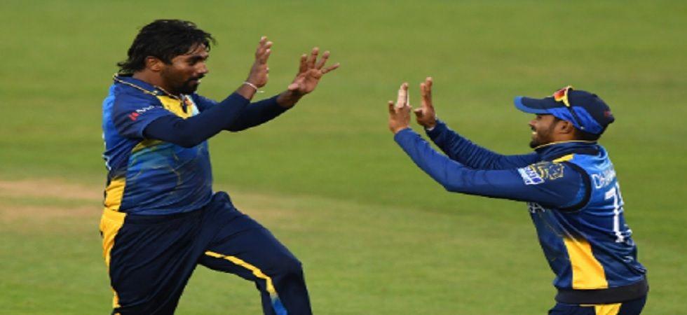 ICC World Cup 2019: Lankans hand Afghans 34-run defeat via DL Method (Twitter)
