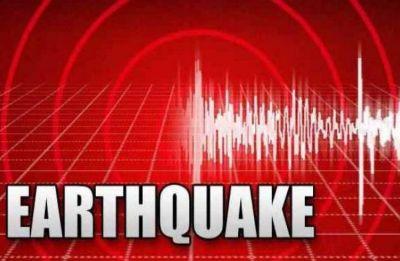 Earthquake tremors felt in Gujarat's Palanpur, parts of Rajasthan